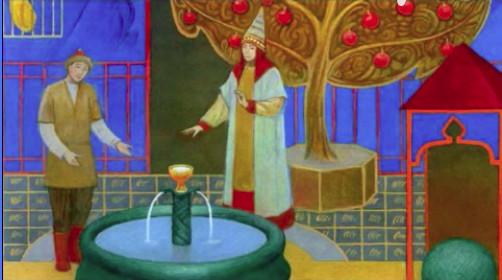 татар халык әкиятләре