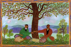 Саран и Юмарт