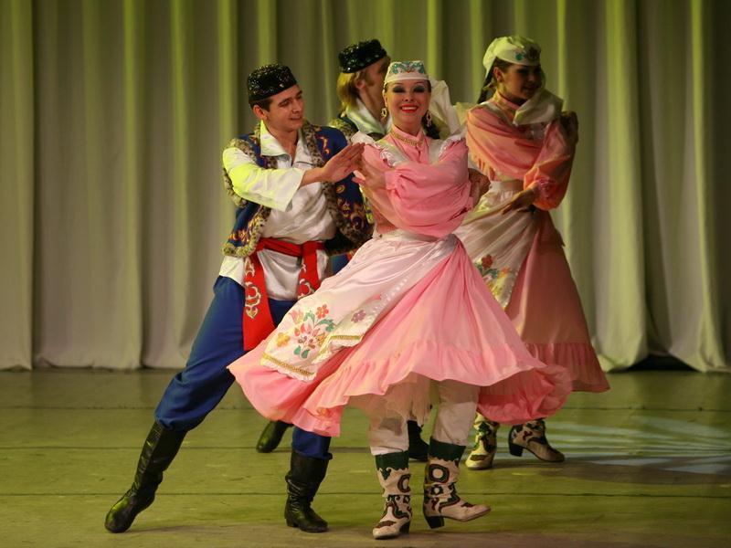 Картинки татарский танец